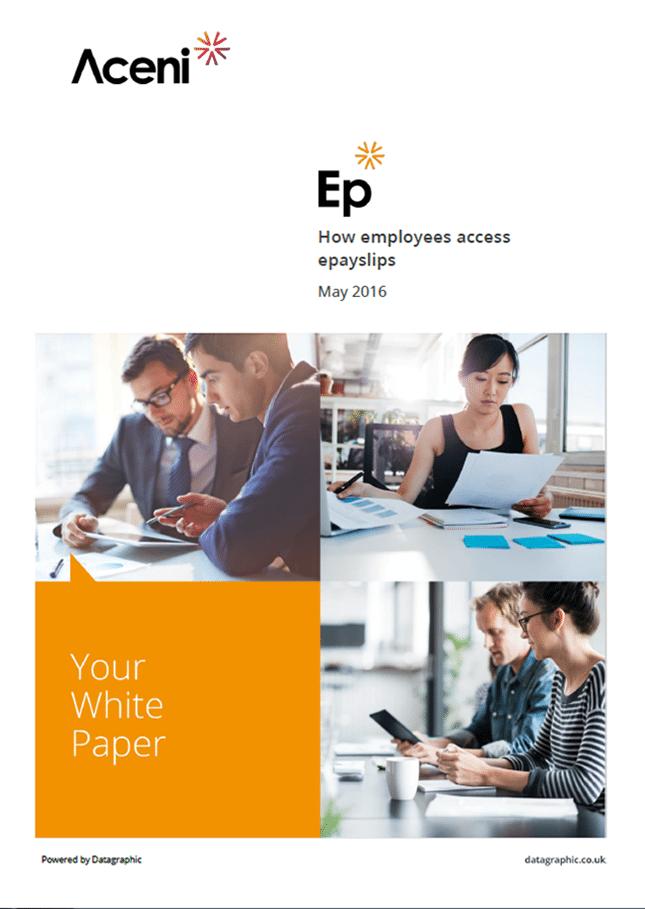 How employees access epayslips 2016