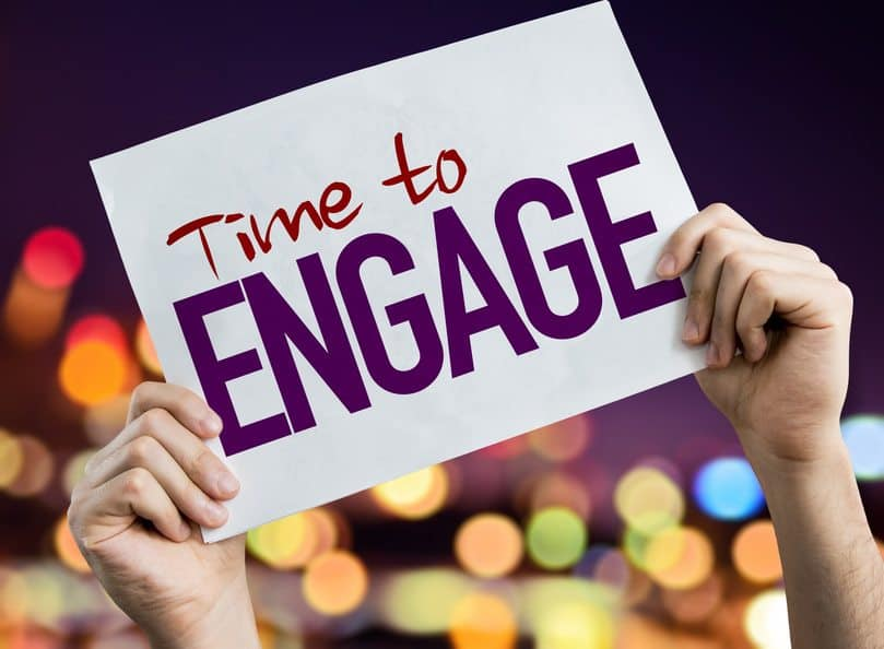 17 days to engage your audience